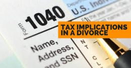 Urbach Teaching  Divorce Taxation Webinar
